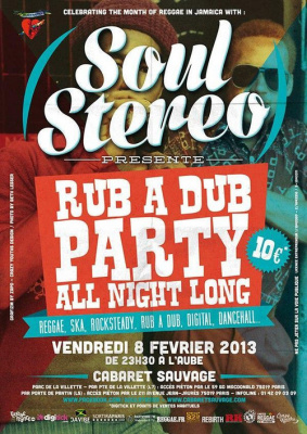 Soul Stereo - Rub a Dub Party All Night Long