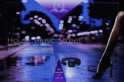 House Music Street