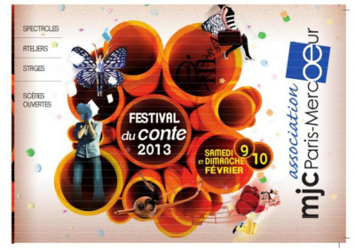 Festival du Conte 2013