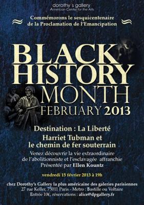 Destination La Liberté – Abolitionnisme et émancipation aux EU