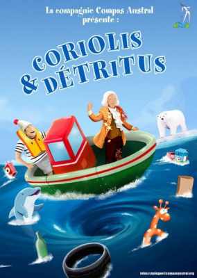 Coriolis et Détritus