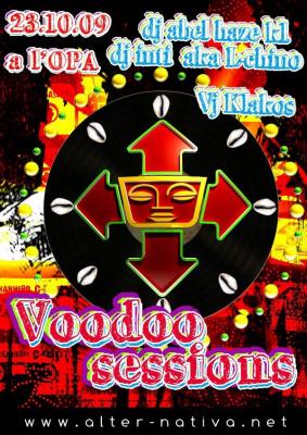 Voodoo' Session, Alter-Nativa, Soirée, Paris, OPA