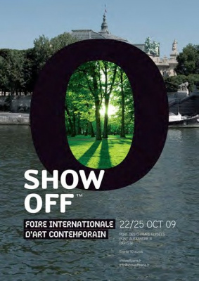 ShowOff, Grand Palais, Pont Alexandre III, FIAC