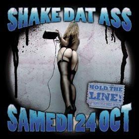 Shake Dat Ass, Nouveau Casino, Soirée, Paris, Clubbing