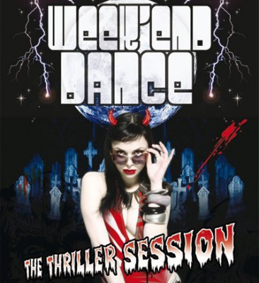 Week'en dance, Thriller Session, Halloween, Paris, Wagg, Soirée, Clubbing