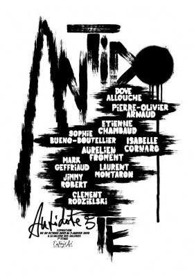 Antidote, Galerie des Galeries, Galeries Lafayette, FIAC 2009, Exposition, Paris