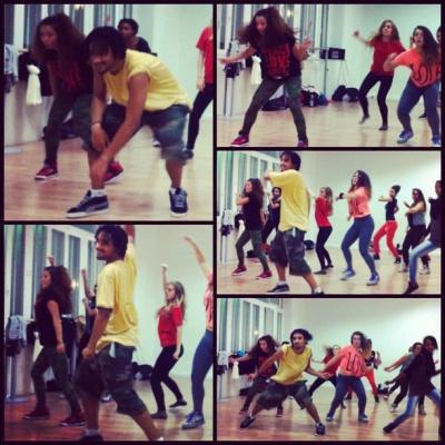 Grand Stage Hip Hop Dance Winter Workshops - 04 au 17 mars 2013 (Paris11)