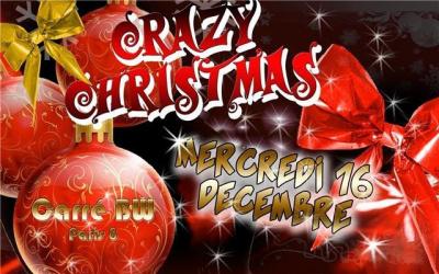 noël, boule de noël, crazy christmas