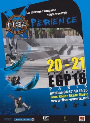 fiseperience, skate, glisse, roller, stade