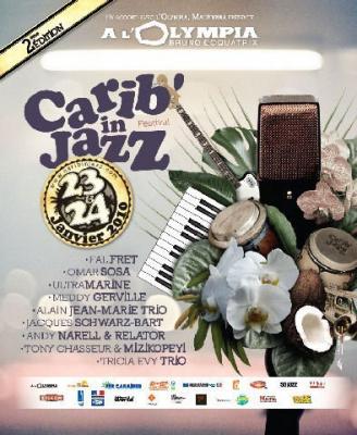 carib'in jazz festival, jazz, caraïbes