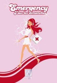 emergency, rose, docteur