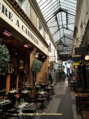 Randonnée Paris Passages Couverts