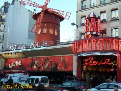 Randonnée Montmartre Moulin-Rouge