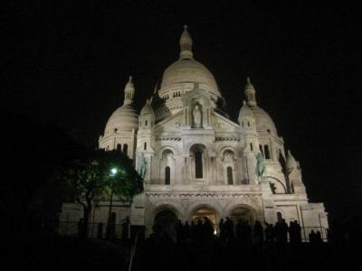 Randonnée Montmartre de Nuit