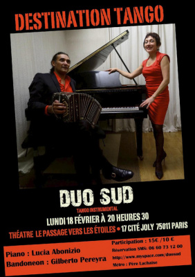 Concert Duo Sud