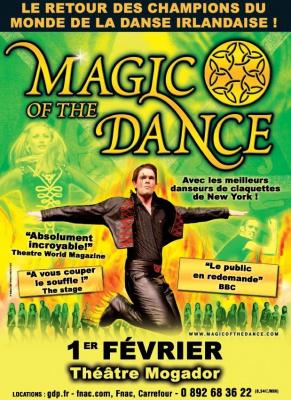 Magic of the Dance, Mogador, Spectacle, Danse, Paris