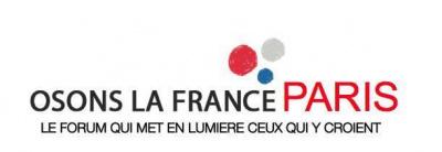 FORUM DE PARIS OSONS LA FRANCE