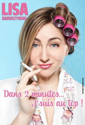 DANS 2 MINUTES... J'SUIS AU TOP !