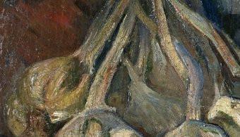 Meijer de HaanBotte d'ail et pot d'étain© RMN (Musée d'Orsay) / Adelaïde Beaudouin