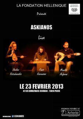 Concert d'Askianos