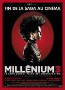 Millenium 3 - La reine dans le palais des courants d'air