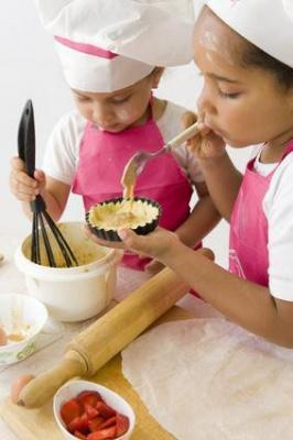 Cours cuisine pour enfants