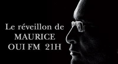 Maurice Réveillon 2010 OUI FM