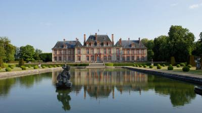 Pâques au Château de Breteuil