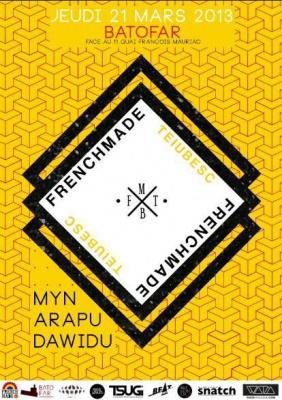 Te iubesc & Frenchmade w/ Arapu, Dawidu & Myn