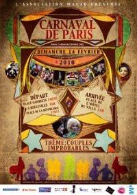 carnaval de paris saint valentin 14 février 2010