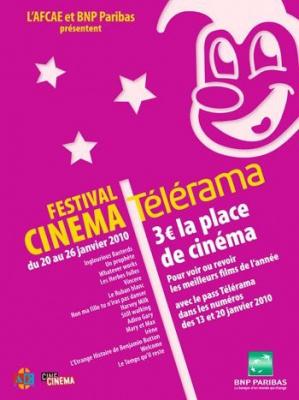 festival cinéma télérama 2010 13ème édition