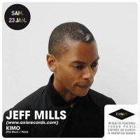 jeff mills régine's samedi 23 janvier