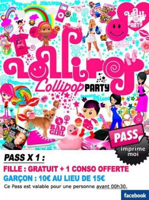 lollipop party soirée janvier  players