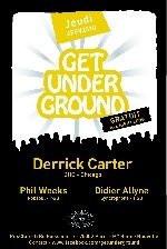 get underground derrick carter rex club