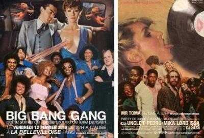 big bang gang la bellevilloise
