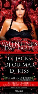 valentine's day party gibus