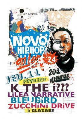 novo hip hop glazart