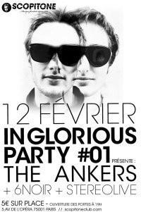 inglorious party scopito