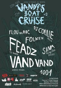 vandy boat cruise #9 batofar 2010