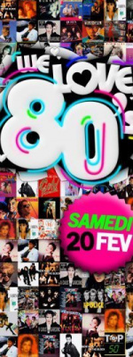 we love the 80's players 20 février 2010