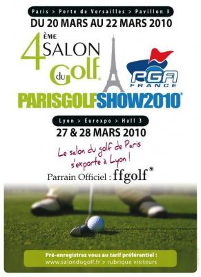 salon du golf Paris 2010