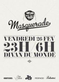 masquerade divan du monde 2010