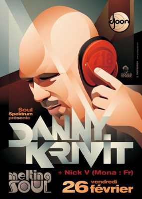 danny krivit