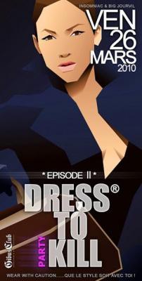 dress to kill gibus