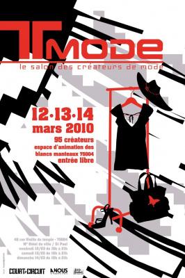 tmode salon des créateurs 12-14 mars 2010