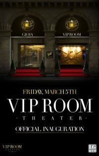 official inauguration vip room
