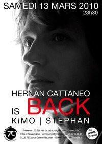 hernan cattaneo is back club 79