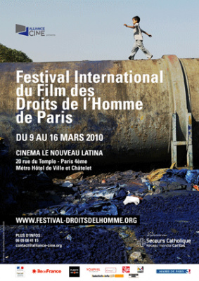 festival international du film des droits de l'homme de paris cinéma Nouveau Latina