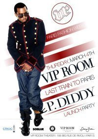 P. DIDDY vip room theatre
