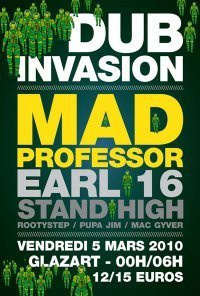 dub invasion